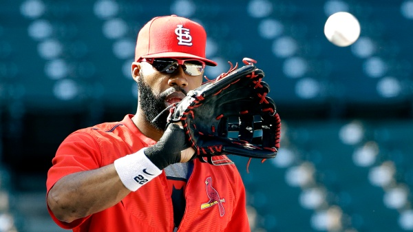 Jason Heyward is a rare find in MLB free agency. (AP Photo/Nam Y. Huh)